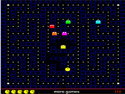 First Classic Pacman game