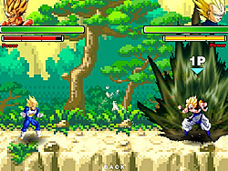 Dragon Ball Fighters game