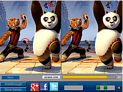 Game Panda and Friends Difference