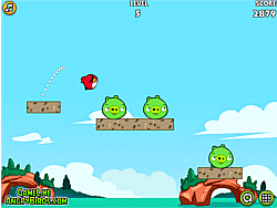Game Angry Birds Hero Rescue