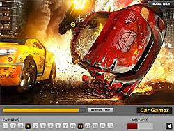Game Find Hidden Car Rims