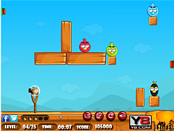 Angry Birds Hunt game game