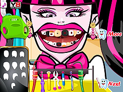Game Crazy Dentist