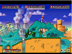 Ben 10 Armored Attack 2 game