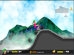 Game Mountain Rider