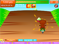 Beary's Bike Ride game