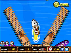 Game Classic Boat Parking
