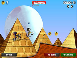 Cycle Scramble 2 game