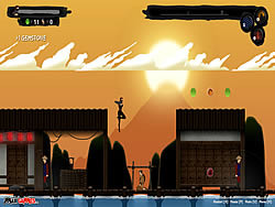 Shadow of the Ninja 2 jeu