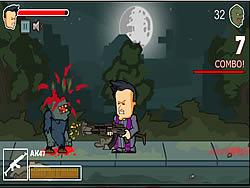 Game Priest vs Evil
