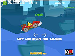 Angry Birds Go game