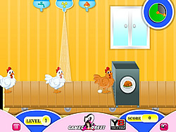 Game Chicken Kitchen