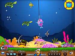 Game Underwater Fishing