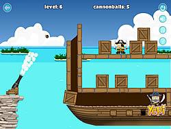 เล่นเกมฟรี Coastal Cannon