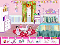 Princess Room Designer oyunu