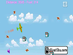 Click To Fly game