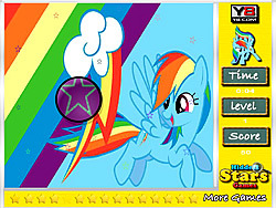Game Rainbow Dash Hidden Stars