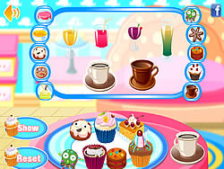 Crazy Cookie Cooking game