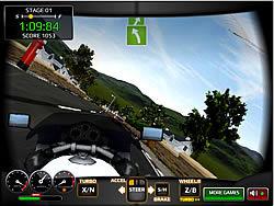 TT Racer oyunu