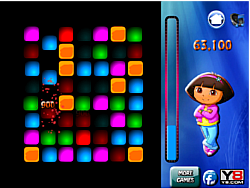 Game Dora Space Gems