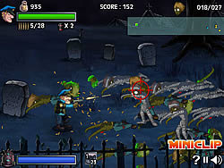Game Zombie Trapper 2