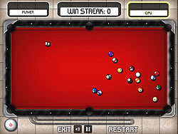 Jogar jogo grátis Pool Maniac 2