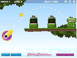 Froggy Cupcake game
