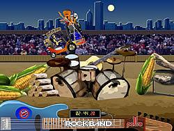 Jouer au jeu gratuit Rock Band Rockin Roadie