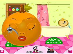 Juego Pumpkin Beauty Makeover