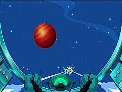 無料ゲームのDuck Dodgers Planet 8 from Upper Mars: Mission 2をプレイ