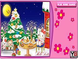Jouer au jeu gratuit Hello Kitty Jigsaw Puzzle