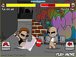 Can Fighters game