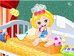 Baby Princess Royal Care игра