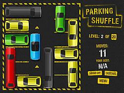 Chơi trò chơi miễn phí Parking Shuffle