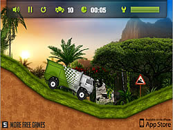 Game Kamaz Jungle 2