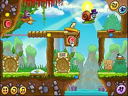 Jouer au jeu gratuit Snail Bob 5