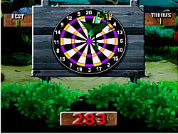 Game 301 Dart