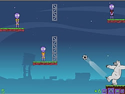 Zomboball game