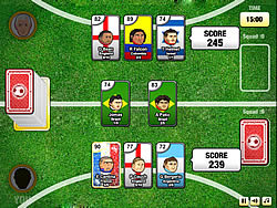 無料ゲームのSports Heads Cards: Soccer Squad Swapをプレイ