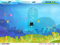 Game Penguin Plunge