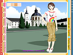 Girl Dressup 26 oyunu