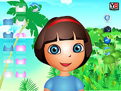 Game Dora in the Jungle