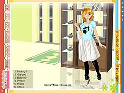 Girl Dressup 28 oyunu