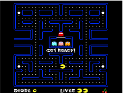 Pac-Man game