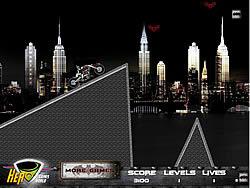 Batman: The Knight Rider game