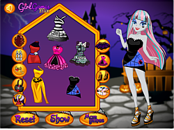 gra Halloween Monster Costumes