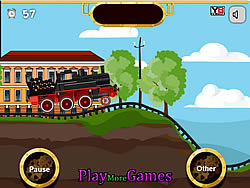 Game Coal Train