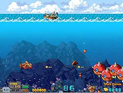 Game Submarine War