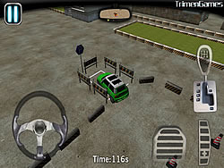 Game Vehicles Parking 3D