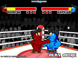 Game Alien Punchout